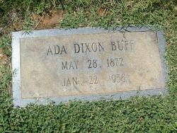 Ada <i>Dixon</i> Buff