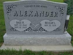 Dale R Alexander