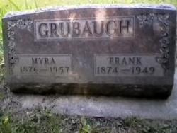 Elmyra May Myra <i>Snyder</i> Grubaugh