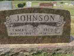 Emma L. <i>Snyder</i> Johnson