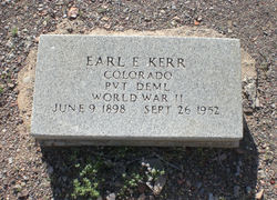 Earl E. Kerr