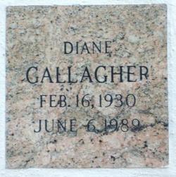 Diane Gallagher