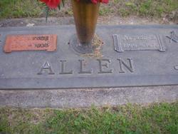 Florence Emily <i>Brunstedt</i> Allen
