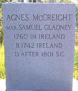 Agnes <i>McCreight</i> Gladney