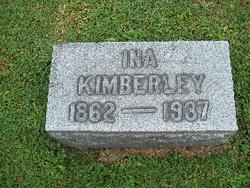Ina Samantha <i>Milligan</i> Kimberley