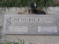 Gladys I Hendrickson