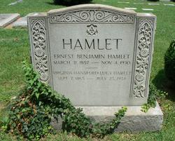 Ernest Benjamin Hamlet