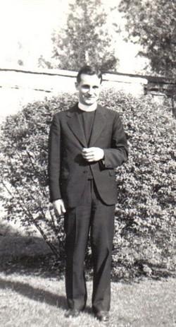 Rev George Henry Speltz
