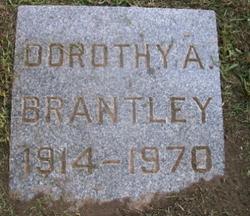 Dorothy Amanda <i>Martin</i> Brantley