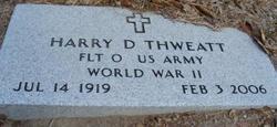 Harry Dozier Thweatt