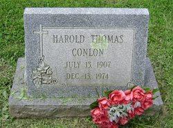 Harold Thomas Conlon