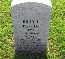 Billy Leroy Butler