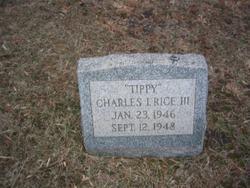Charles I. Tippy Rice, III
