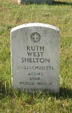 Ruth <i>West</i> Shelton