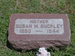 Susan Melvina <i>Proffitt</i> Buckley