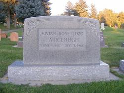 Vivienne Rose <i>Lozo</i> Fairclough