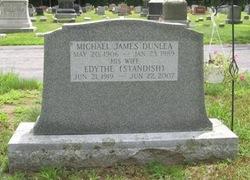 Edythe Margaret <i>Standish</i> Dunlea