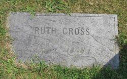 Ruth <i>Howe</i> Cross
