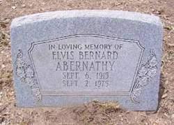 Elvis Bernard Abernathy