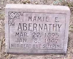 Mayme <i>Terry</i> Abernathy