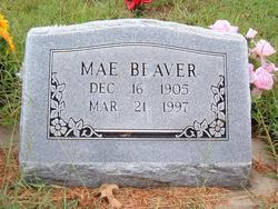 Mae <i>Braxton</i> Beaver