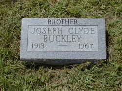 Joseph Clyde Buckley