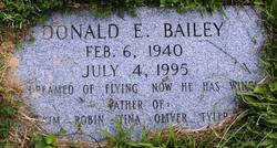 Donald E. Bailey