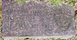 Freddy Bailey