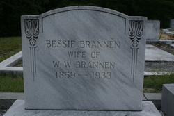 Bessie <i>Lanier</i> Brannen