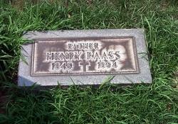 Henry Raass