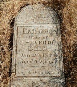 Mary J Severio