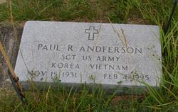 Paul R Anderson