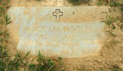 PFC Tracy Lee Bentley
