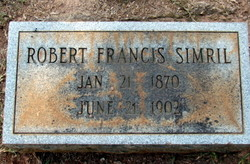 Robert Francis Simril