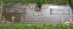 John K. Barancek