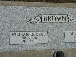 William George Brown
