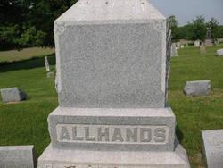 William James Allhands