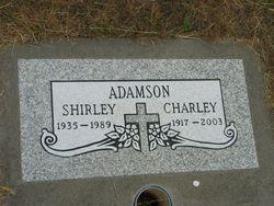 Shirley Mae <i>Cole</i> Adamson