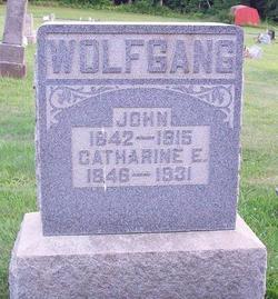 Catharine Ellen <i>Guthrie</i> Wolfgang