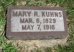 Mary R. Kuhns