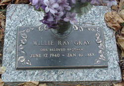 Willie Ray Gray