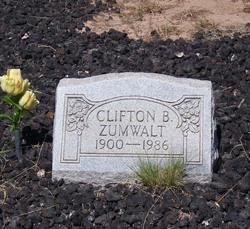 Clifton Bowen Zumwalt