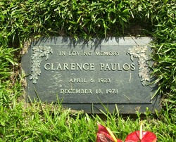 Clarence Paulos