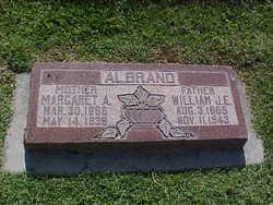 Margaret Alice <i>Kent</i> Albrand