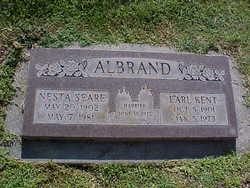 Earl Kent Albrand