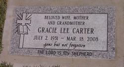 Gracie Lee Carter