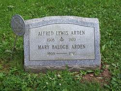 Alfred Lewis Arden