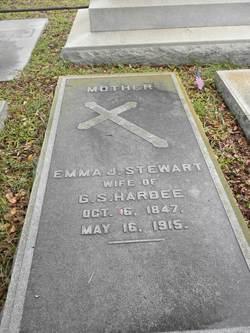 Emma Joan <i>Stewart</i> Hardee