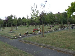 Chadwell St Mary Cemetery