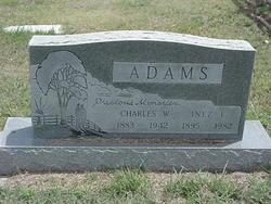 Inez E. Adams